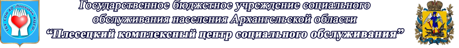 """ГБУ СОН АО """"Плесецкий комплексный центр социального обслуживания"""""""
